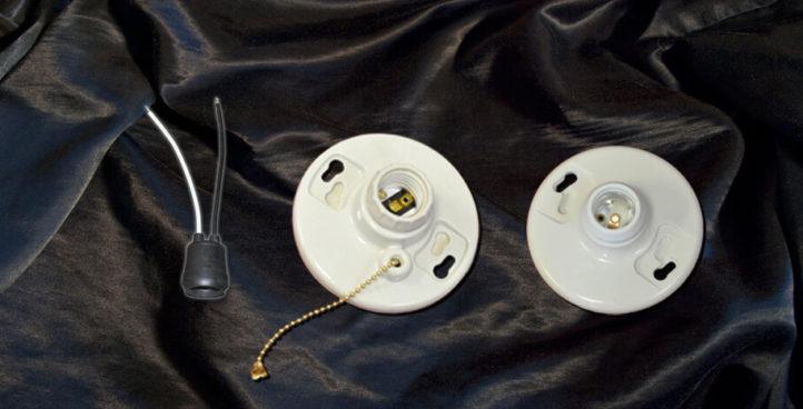 Lampholders