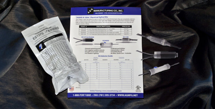 Shake N Seal Splice Kits